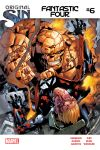 FANTASTIC FOUR 6 (SIN, WITH DIGITAL CODE)