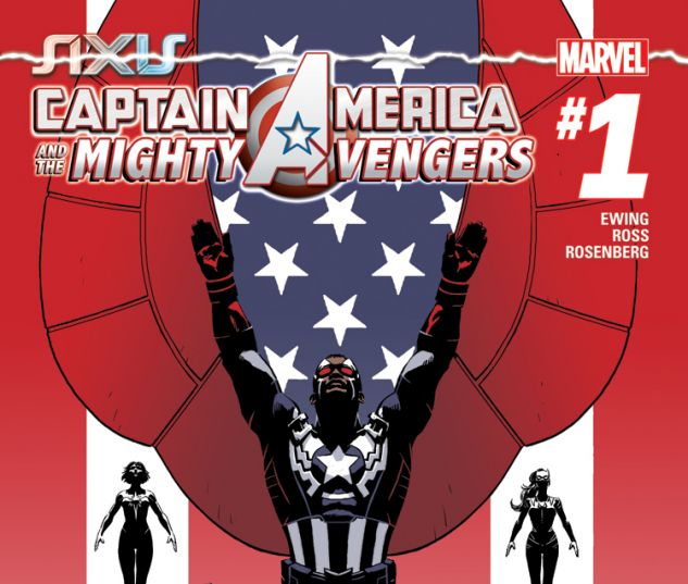 CAPTAIN AMERICA & THE MIGHTY AVENGERS 1 (AX, WITH DIGITAL CODE)
