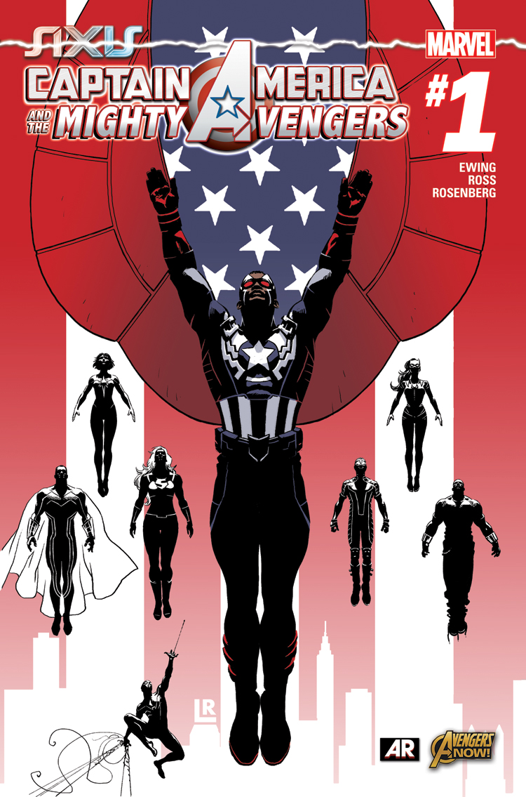 Captain America & the Mighty Avengers (2014) #1