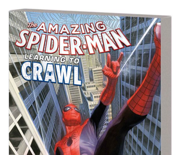 AMAZING SPIDER-MAN VOL. 1.1: LEARNING TO CRAWL TPB