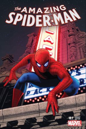 The Amazing Spider-Man #18.1  (Land Variant)