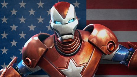 Marvel Contest of Champions: Iron Patriot Spotlight