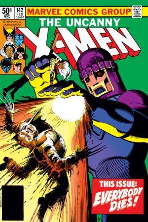 Uncanny X-Men (1963) #142