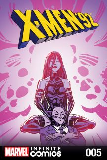 X-Men '92 Infinite Comic #5