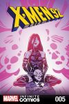 X-Men '92 Infinite Comic (2015) #5