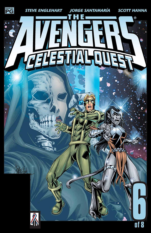 Avengers: Celestial Quest (2001) #6
