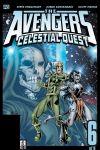 Cover Celestial Quest #6
