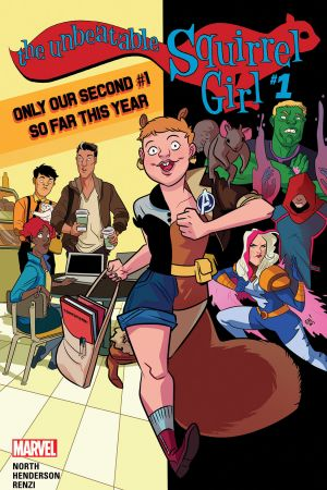 The Unbeatable Squirrel Girl (2015) #1