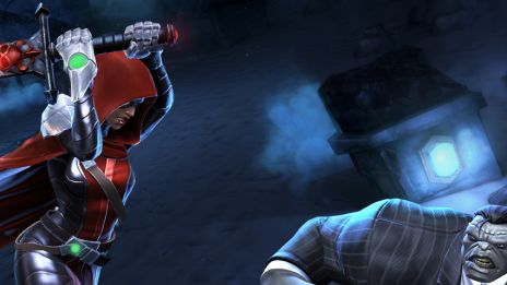 Marvel Contest of Champions: Guillotine