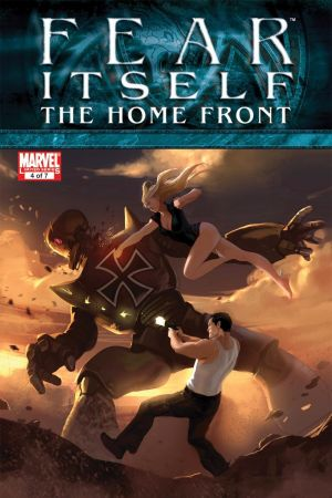 Fear Itself: The Home Front #4