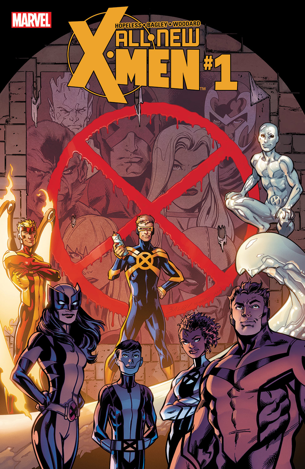 All-New X-Men (2015) #1