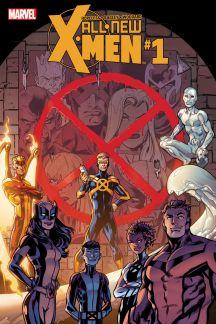 All-New X-Men (2015) #1