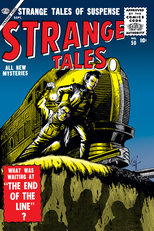Strange Tales (1951) #50
