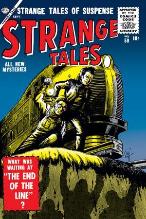 Strange Tales #50