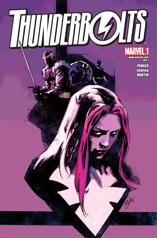 Thunderbolts (2006) #163.1