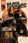 BLACK PANTHER: THE MOST DANGEROUS MAN ALIVE (2010) #527 Cover