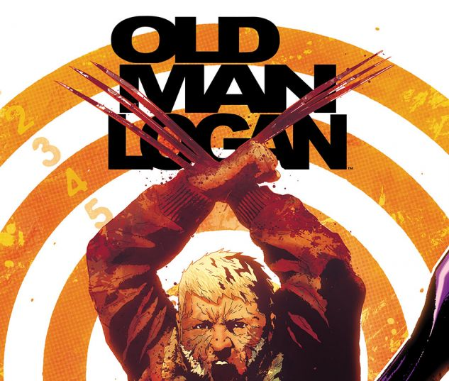 cover from Old Man Logan (2015) #3