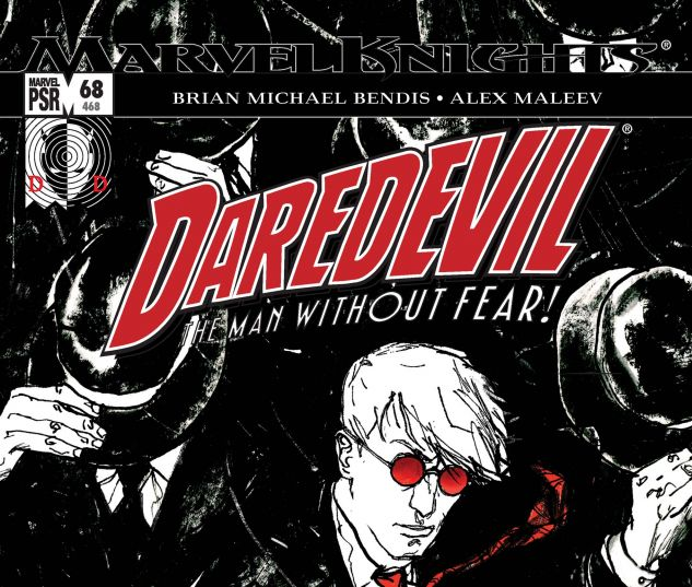 DAREDEVIL (1998) #68 Cover