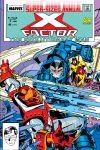 X-Factor Annual (1986) #3