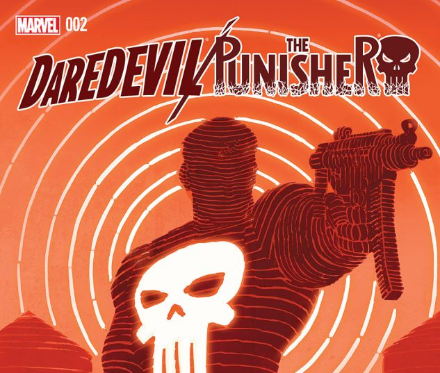 cover from Daredevil/Punisher: TBD (2016) #2