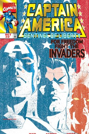 Captain America: Sentinel of Liberty (1998) #2