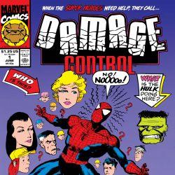 Damage Control (1991) #1