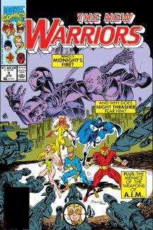 New Warriors (1990) #2
