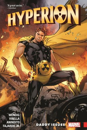 Hyperion: Daddy Issues (Trade Paperback)