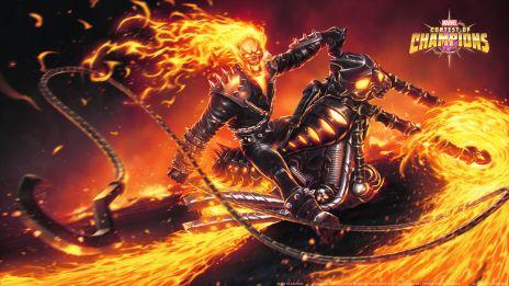 Marvel Contest of Champions Ghost Rider Spotlight