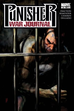 Punisher War Journal (2006) #24