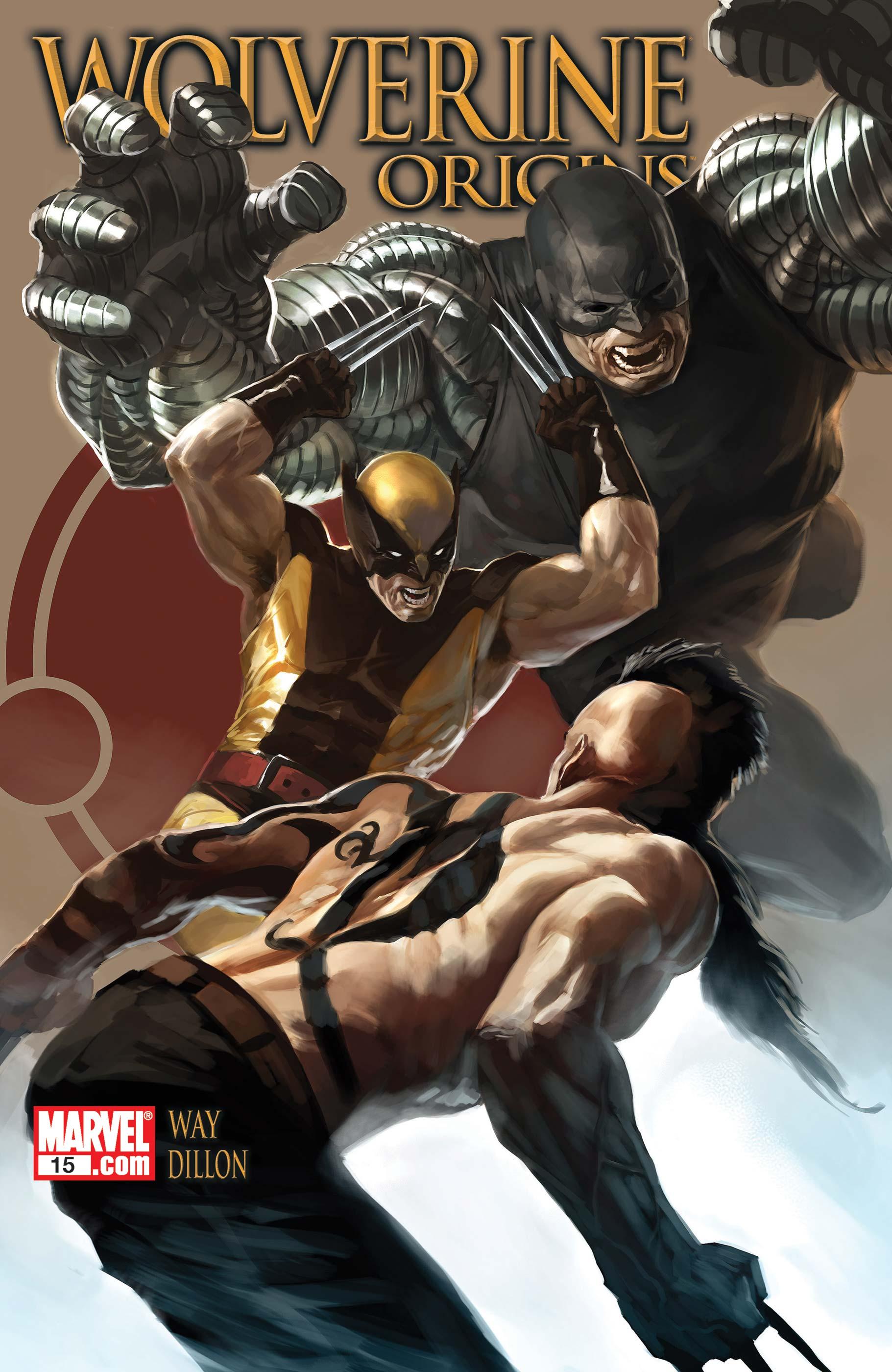 Wolverine Origins (2006) #15