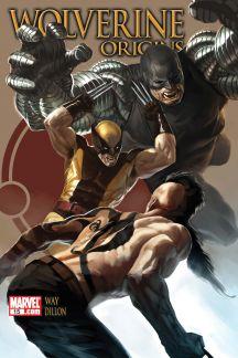 Wolverine Origins #15