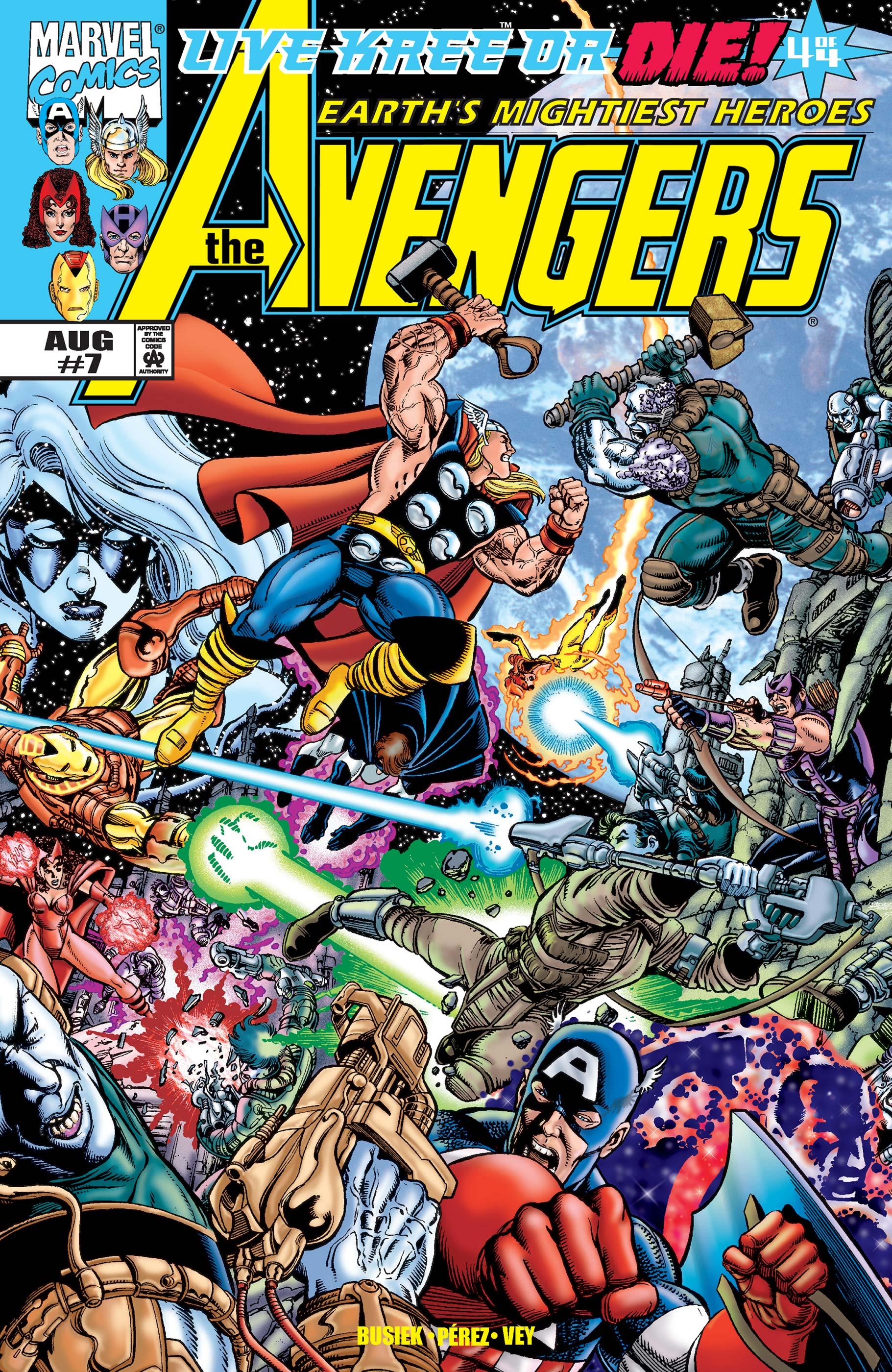 Avengers (1998) #7