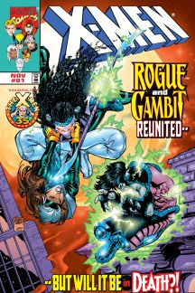 X-Men (1991) #81