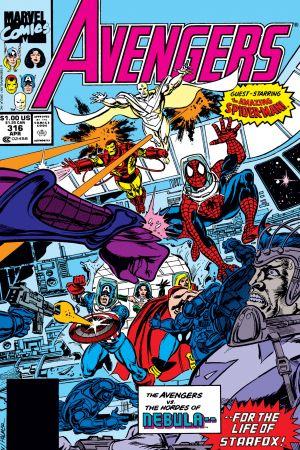 Avengers (1963) #316