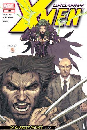 Uncanny X-Men #443