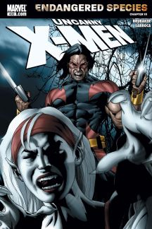 Uncanny X-Men #490