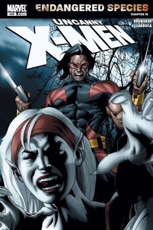 Uncanny X-Men (1963) #490