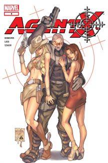 Agent X (2002) #4