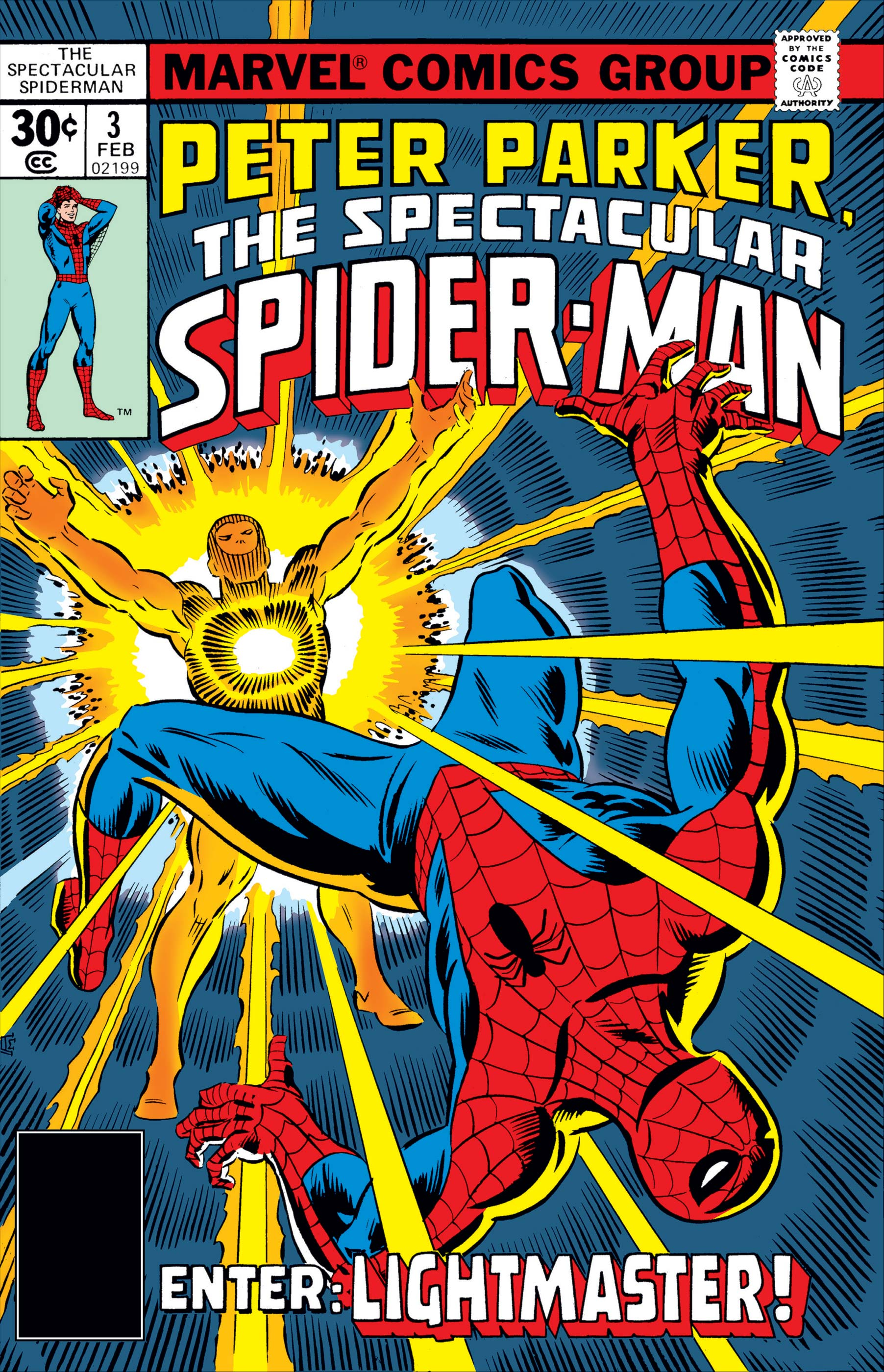 Peter Parker, the Spectacular Spider-Man (1976) #3