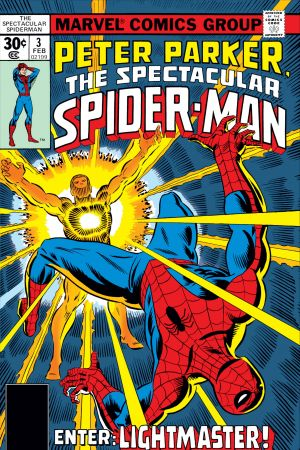 Peter Parker, the Spectacular Spider-Man #3