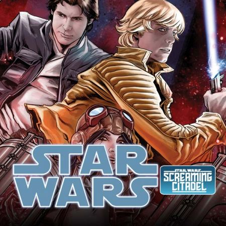 STAR WARS: THE SCREAMING CITADEL 1 (2017)