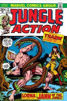 Jungle Action (1972) #3