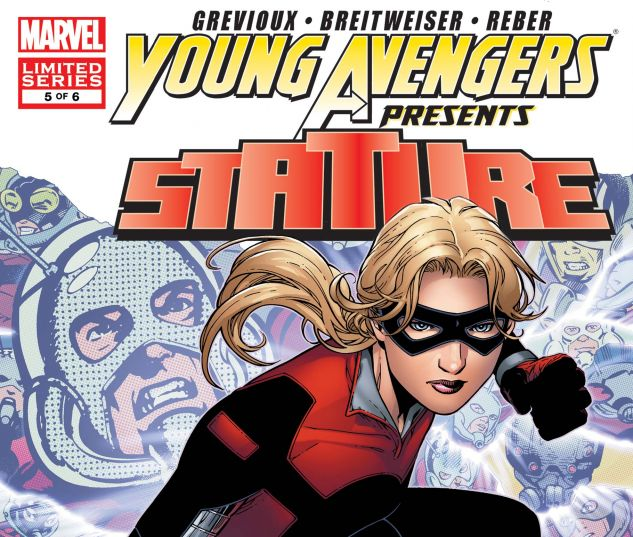 YOUNG AVENGERS PRESENTS (2008) #5