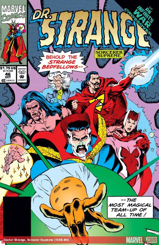 Doctor Strange, Sorcerer Supreme (1988) #46