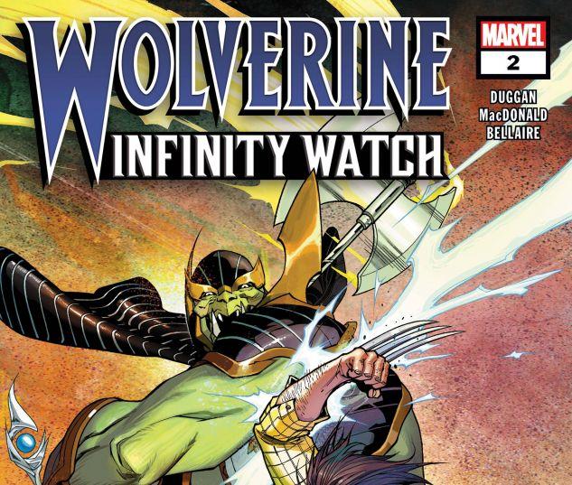 Wolverine Infinity (2019) #2