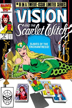 Vision and the Scarlet Witch #9