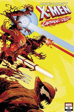 Uncanny X-Men (2018) #21 (Variant)