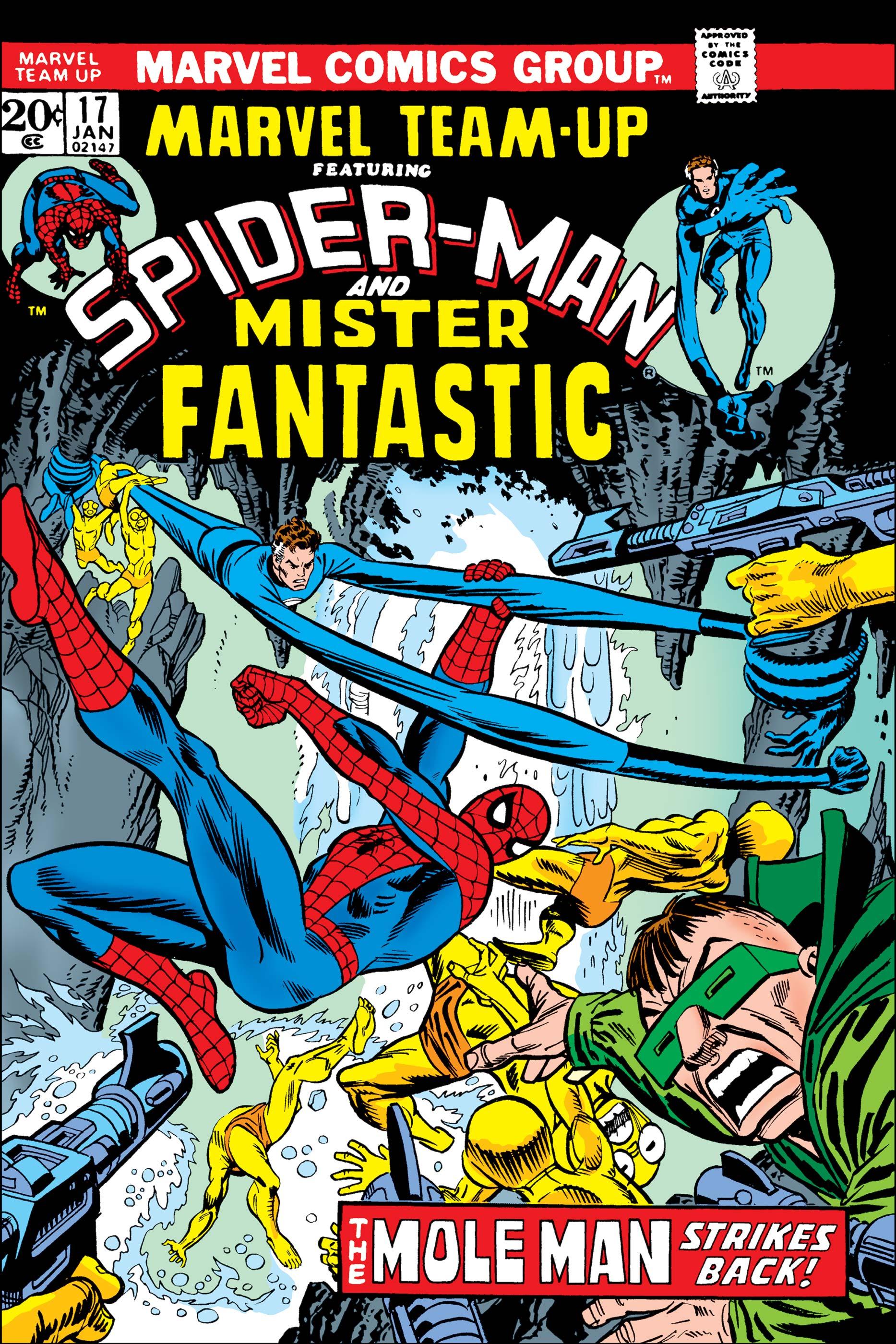 Marvel Team-Up (1972) #17