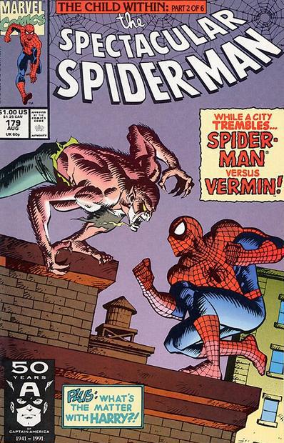 Peter Parker, the Spectacular Spider-Man (1976) #179